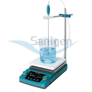 [Jeiotech] Hotplate & Magnetic Stirrer (Digital), 350℃, 2000rpm